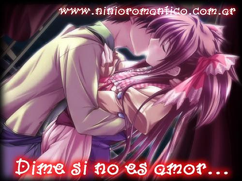 Imagenes De Anime Con Frases Romanticas Para Compartir Mil Recursos
