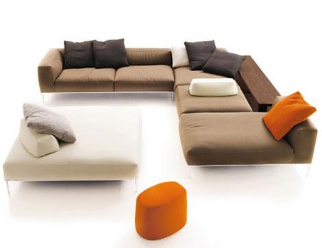 ultra modern sofa