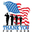 Bergeron Creative Mansion pays tribute to our troops