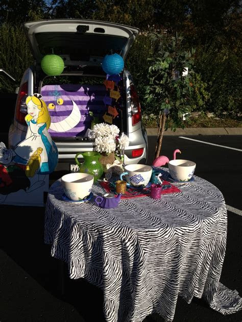 17 Best images about Trunk or treat on Pinterest   Tea