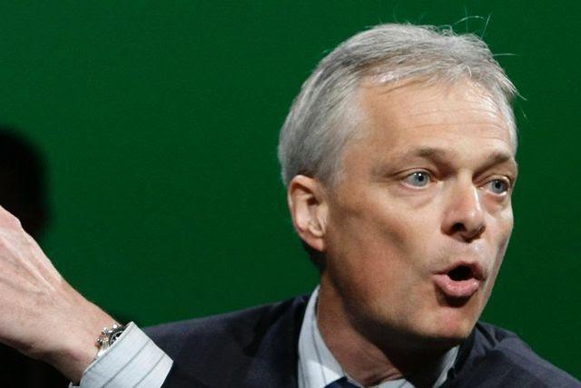 Ausnahmeerscheinung: Ständeratskandidat Thomas Minder.