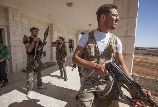 The Utter Folly of Arming the Syrian Opposition