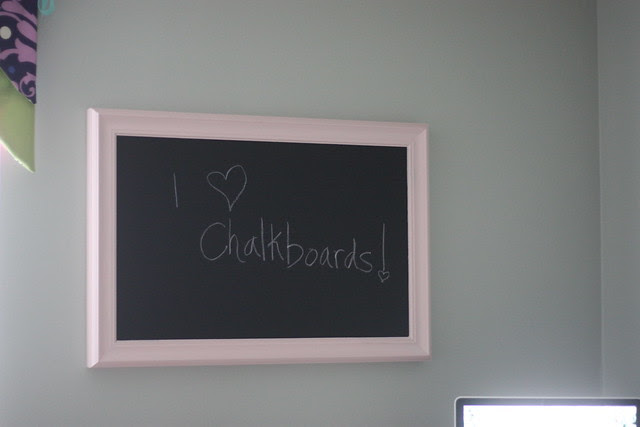 Magnetic chalkboard office2