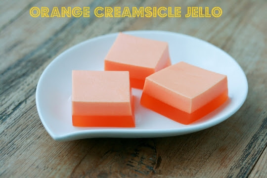 Orange Creamsicle Jello | KeepRecipes: Your Universal ...