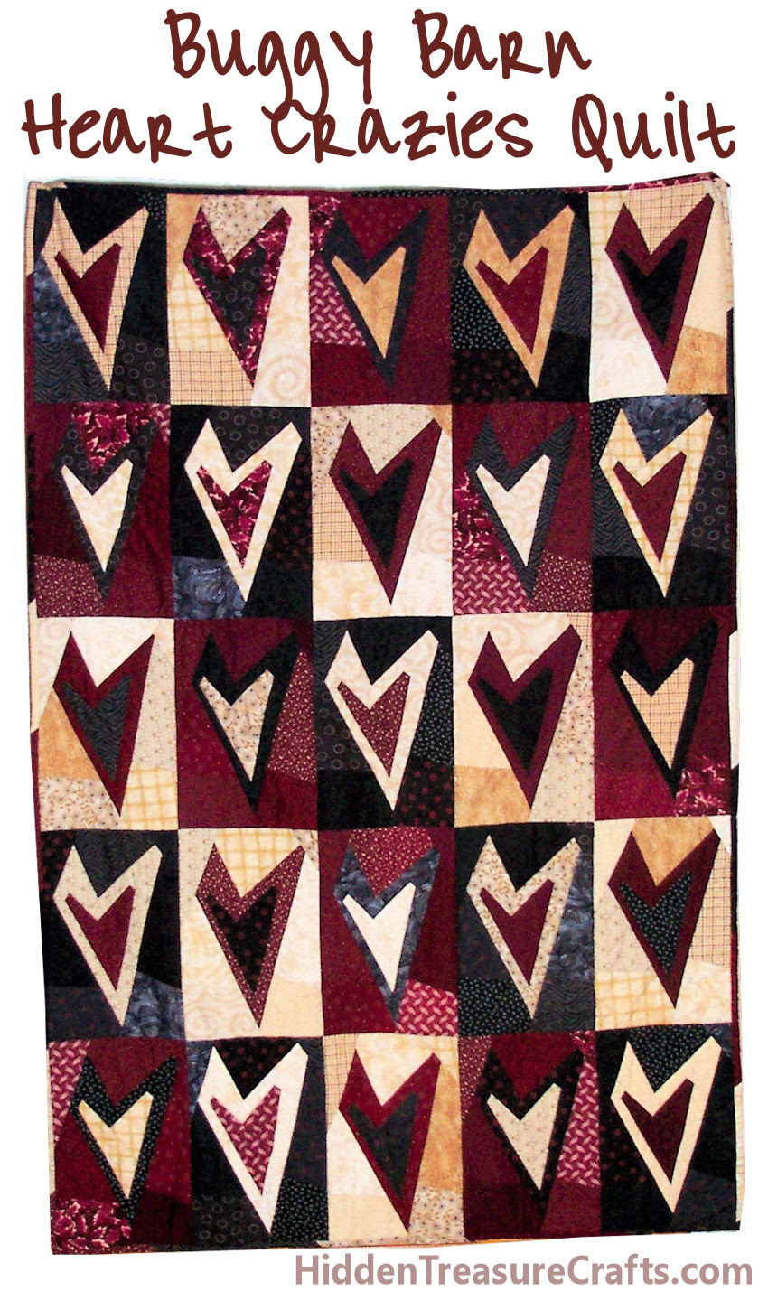Buggy Barn Pattern : buggy, pattern, Buggy, Quilt, Patterns