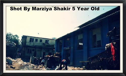 Our Backyard .. And Heritage Shot By Marziya Shakir 5 Year Old by firoze shakir photographerno1