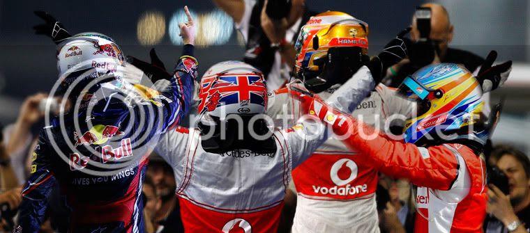Pilotos victorias 2011