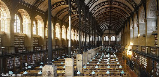 Buildings for books: the complete story of the library | University of Cambridge