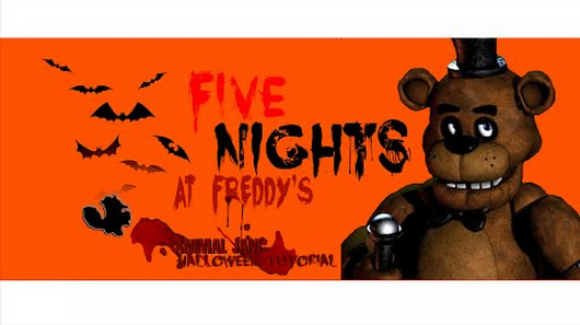 animal jam five nights at freddys halloween costumes