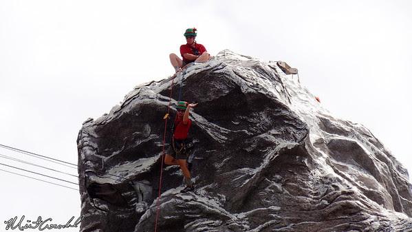 Disneyland Resort, Disneyland, Matterhorn, Mountain Climbers