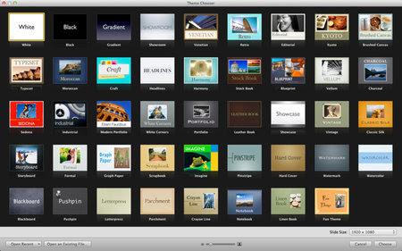 Apple Keynote 5.3 Multilingual Retail MacOSX