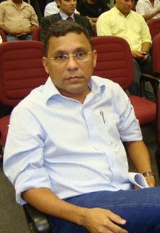Ex-prefeito Aldenir Santana Neves