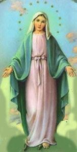 Fiesta de la Inmaculada Concepción de la Virgen.