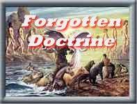 Forgotten Doctrine