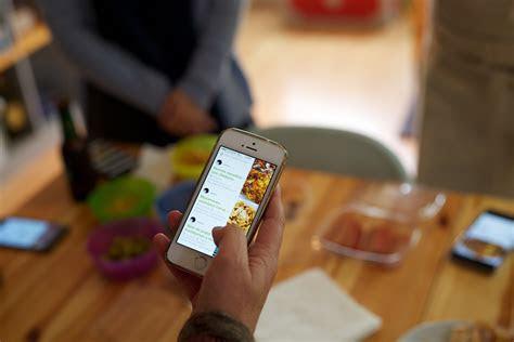 recipe sharing platform  serve  global growth