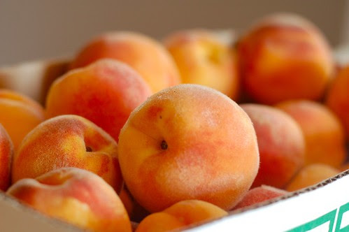 I really like your peaches