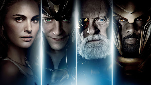 A ★★★★ review of Thor (2011)
