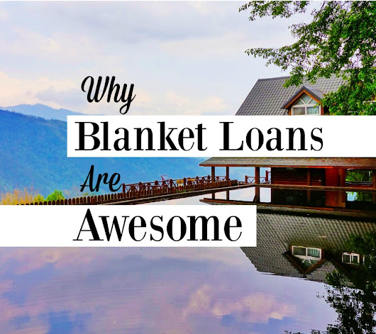 How a blanket loan can help grow your portfolio...