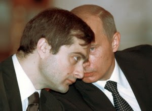 Vladislav Surkov e Putin