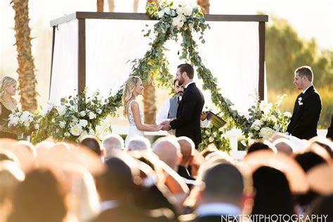 Alex & Jon: Golden Wedding at the Merv Griffin Ranch
