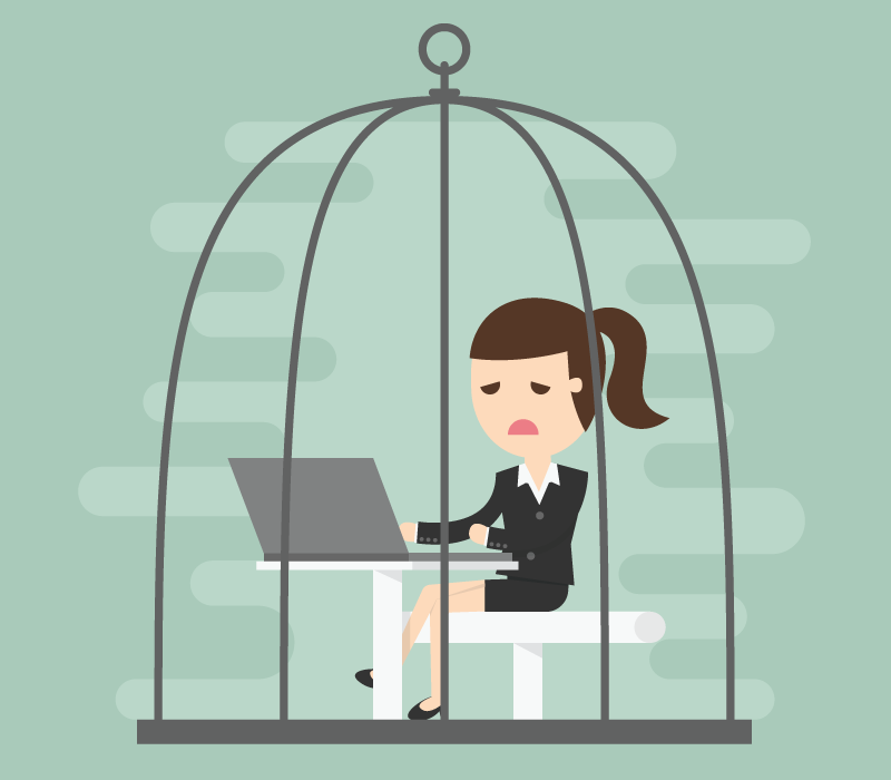 The toxic effects of workplace stress