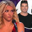 Britney Spears quits The X Factor USA ... after learning Simon Cowell was about to sack her