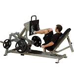 Body Solid - Leverage Horizontal Leg Press