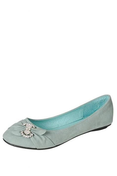LIGHT BLUE CRYSTAL FLATS Flats Women Flats,flat dress