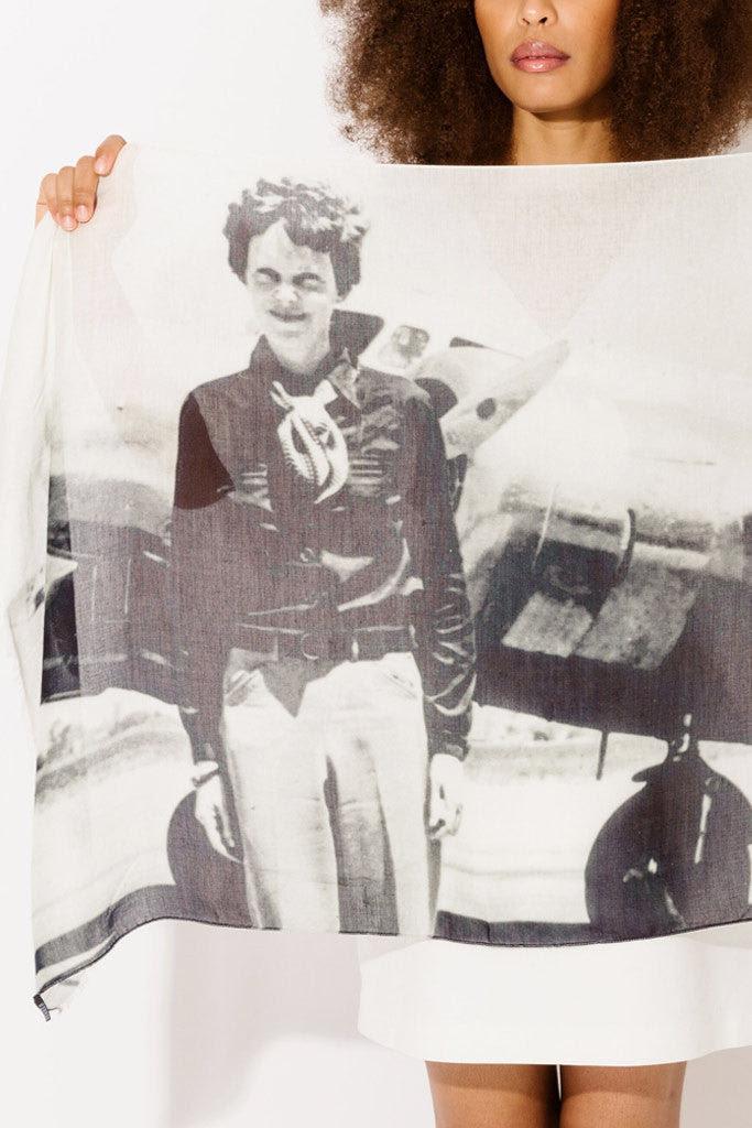Amelia Earhart Scarf