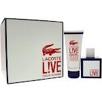 Lacoste Live Gift Set for Men - 2 PC