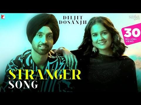 Stranger lyrics by Diljeet Dosanjh | New Punjabi song |