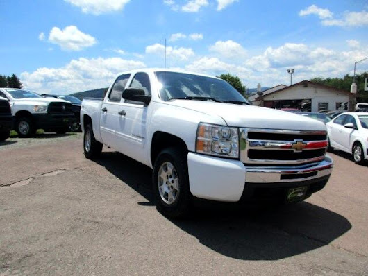 Used 2011 Chevrolet Silverado 1500 LT Crew Cab 4WD for Sale in Accident  MD 21520 Art Butler Auto Sales