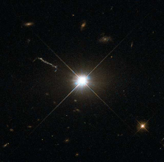 The Case of the Disappearing Quasars - Scientific American