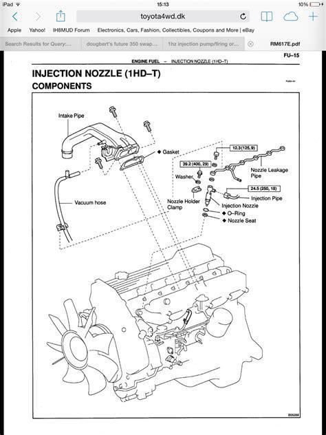 1hz injection pump/firing order | IH8MUD Forum