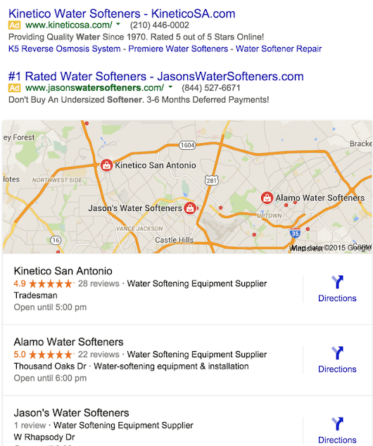Google Testing New Local Mobile Interface On Desktop