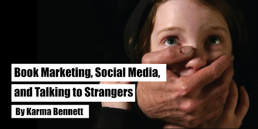 Book Marketing, Social Media, and Talking to Strangers - City Book Review