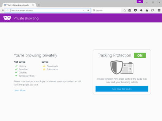 Firefox Now Offers a More Private Browsing Experience