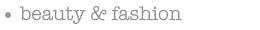 LABEL new beauty&fashion 260x30