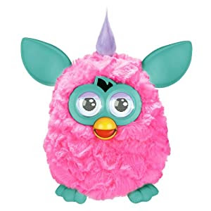 Cotton Candy Furby