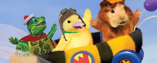 The Wonder Pets Actors Images Behind The Voice Actors
