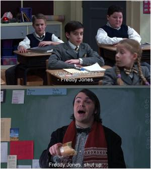 School Of Rock Funny Quote Quote Number 665284 Picture Quotes