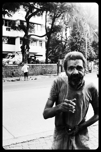 Madman of Carter Road by firoze shakir photographerno1
