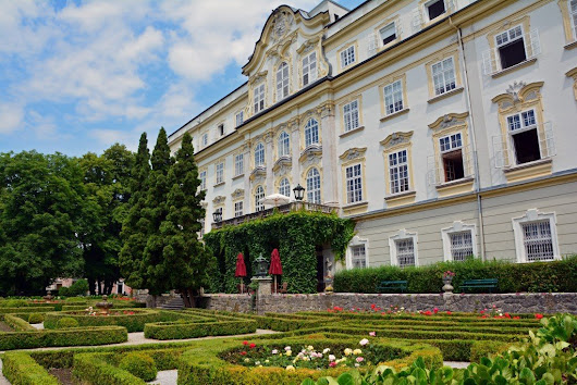 Hotel Schloss Leopoldskron Review- Forget Someday