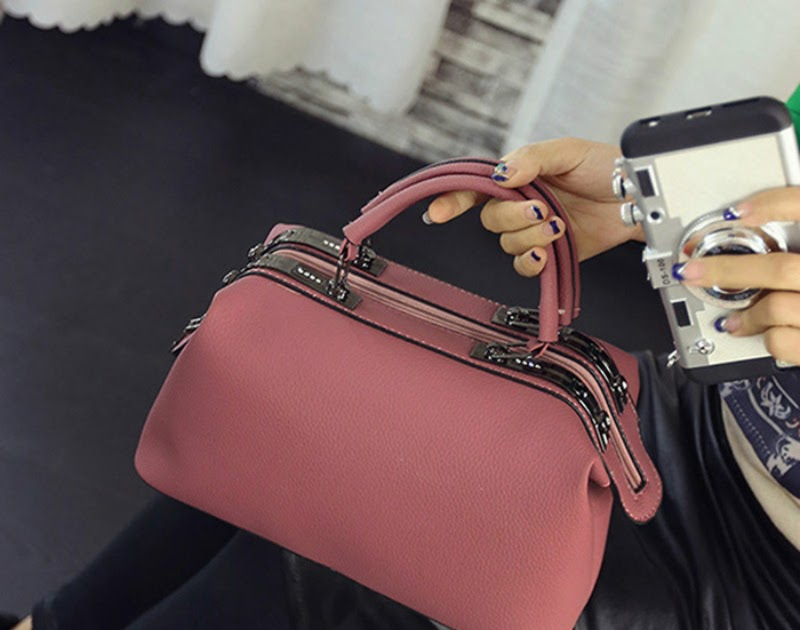 c0944921fdaf8 Skup DAUNAVIA 2018 Brand Fashion Boston Handbags For Women Famous Designer  Leather Messenger Bags Ladies Party Shoulder Crossbody Bag Najtaniej Ceny ~  ...