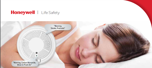 Add the new Monitored Smoke / CO Detector to you FREE ADT Security System