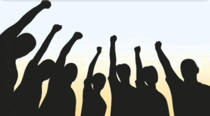 Katsina Youth Protest Over Insecurity in the state