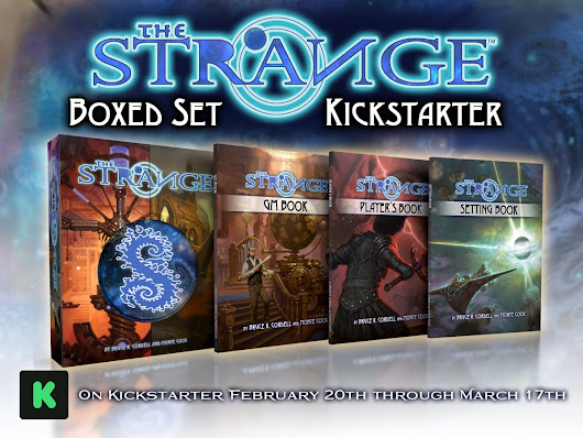 A Strange Box Kickstarter is Now Live!