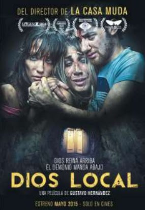 Local God Spanish Film Poster