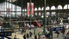 Fil pic Gare du Nord, Paris