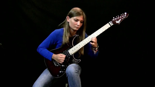 French Guitar Virtuosa Performs an Incredible Metal Version of Beethoven's Moonlight Sonata